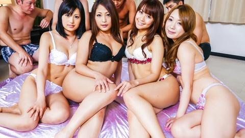 Japanese hottest porn jav have sex group hardcore