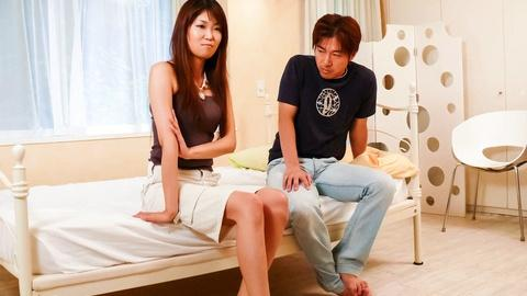 Naughty and hairy Asian bimbo fucking her neighbor jav HD