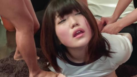 Obedient Japan teen gets Asian cumshots on face
