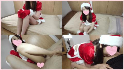 FC2 PPV 483729 First time 3P in life Completion face-up cum shot 3P Ai-chan Santa cum inside with sm
