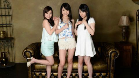 Caribbeancom 081714_669 - Megumi Shino, Yui Kawagoe, Maria ...