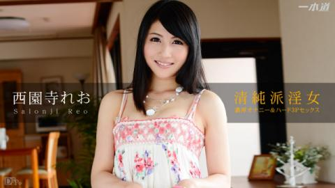1Pondo 121114_937 - Reo Saionji - Japanese Sex Full Movies