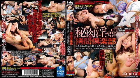DCLB-002 Secret Honey Pot Torture Club The Fires Of Lustful Brutality Are Burning From Within These
