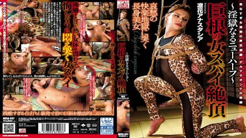AVSA-037 - Transsexuals In An Obscene Prison - Big Dicked Female Spies Climax Anastasia Rinka