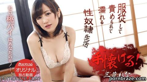 Caribbeancom Premium PPV (Caribbeancompr) 111320_003 Take care of Rena Mika ~ Reddish white peach bo